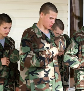Military Schools and Boot Camps for Boys   New Hampshire
