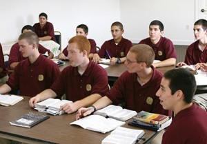 Christian Military Schools for Boys Near Quantico, Virginia